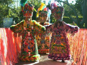Bellezas y coloridas tradiciones del estado de Morelos en México