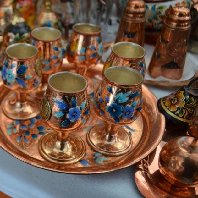 artesanias de cobre