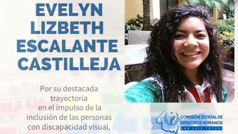 Evelyn Lizbeth Escalante